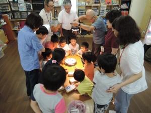 江平小第一児童クラブ 相撲大会