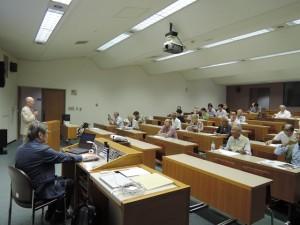 みやざき自然塾 第 40 回記念 コロキウム 2