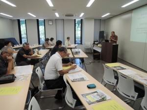 青島 公民館講座 地球を守ろう1